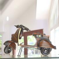 Mô hình bằng gỗ