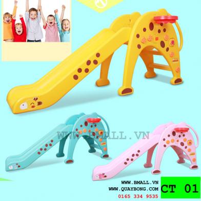 Cầu trượt trẻ em đơn