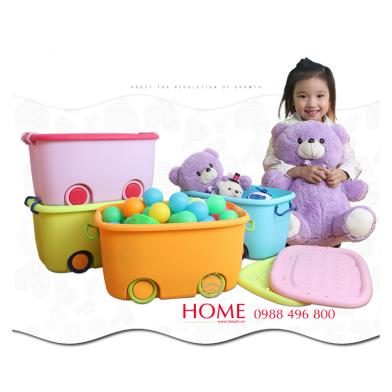 Hộp để đồ chơi cho trẻ tiện dụng