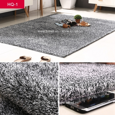Thảm phòng khách dệt lụa